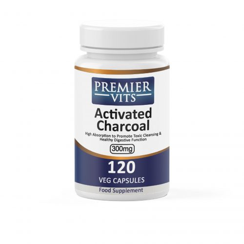 Activated Charcoal  - Digestion Vitamins & Supplements UK