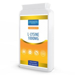 L-Lysine,1000mg 90 Tablets  - General Health Vitamins & Supplements UK