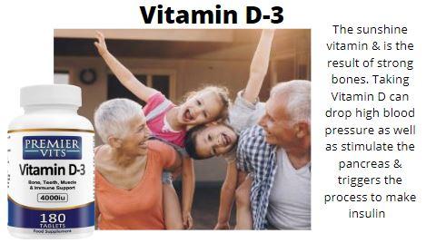 Vitamin D3 3